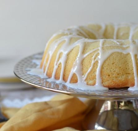 Gluten Free Lemon Bundt Cake