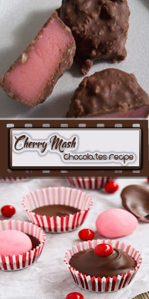 Cherry Mash Chocolates Recipe 1