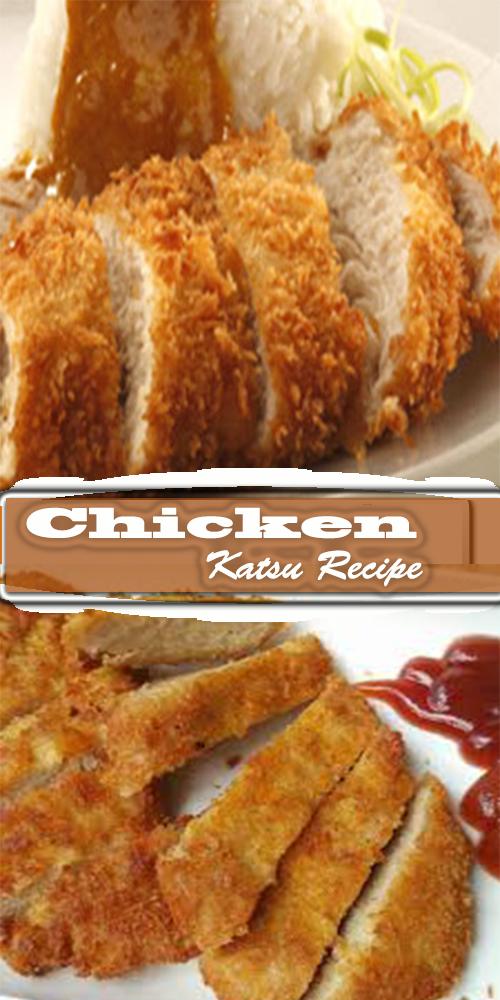 Chicken Katsu Recipe 1