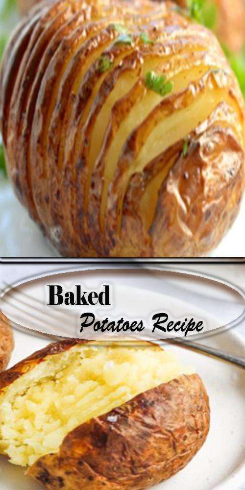 Baked Potatoes Recipe 1