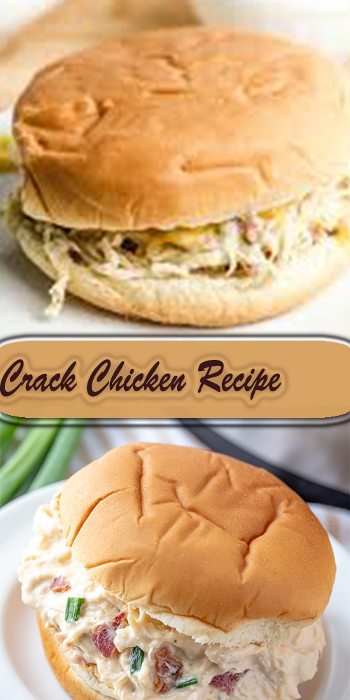 Crack Chicken Recipe 1
