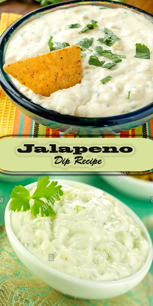 Jalapeno Dip Recipe 1