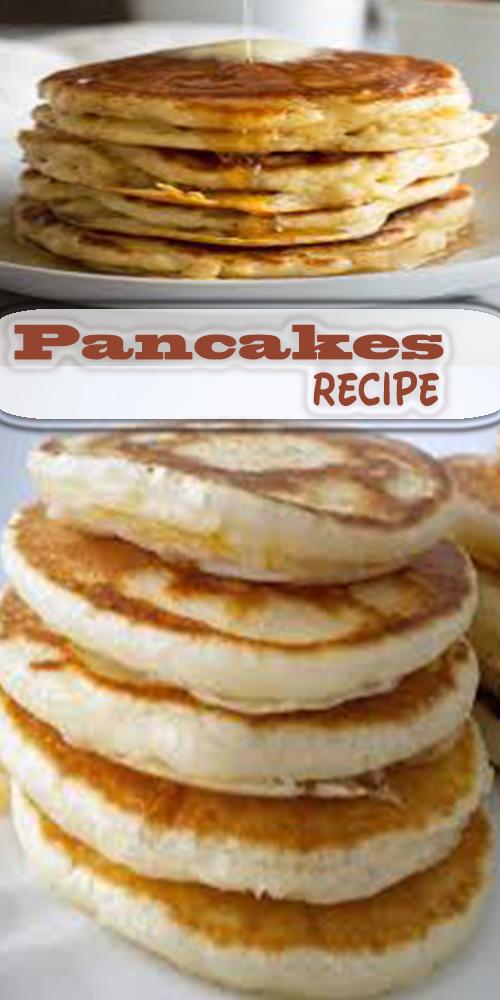 Pancakes Recipe 1