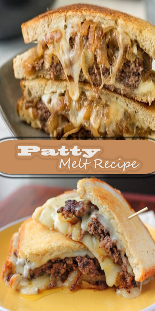 Patty Melt Recipe 1