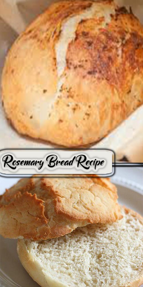 Rosemary Bread Recipe 1