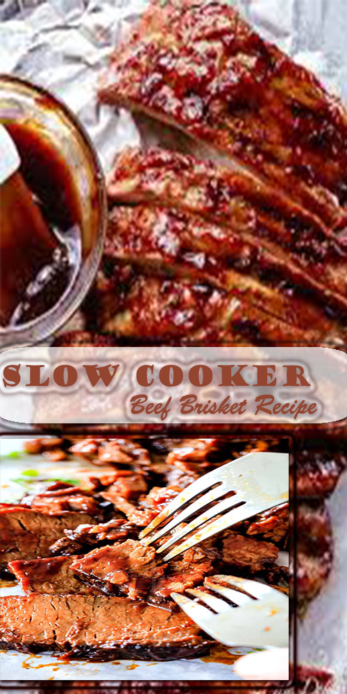 Slow Cooker Beef Brisket Recipe 1
