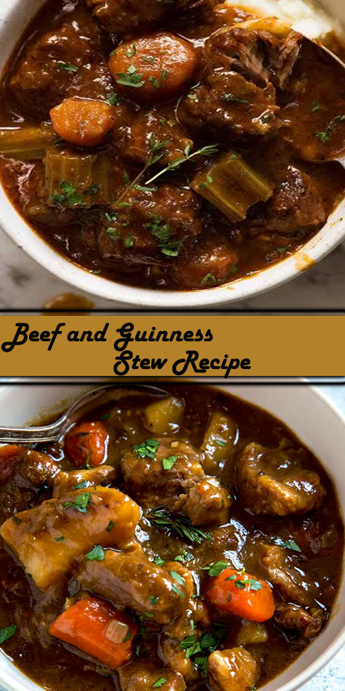 Beef and Guinness Stew Recipe 1