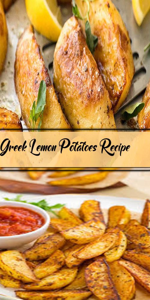 Greek Lemon Potatoes Recipe 1