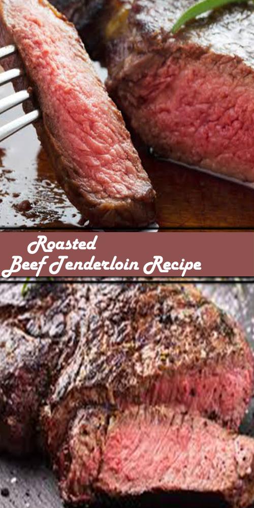 Roasted Beef Tenderloin Recipe 11