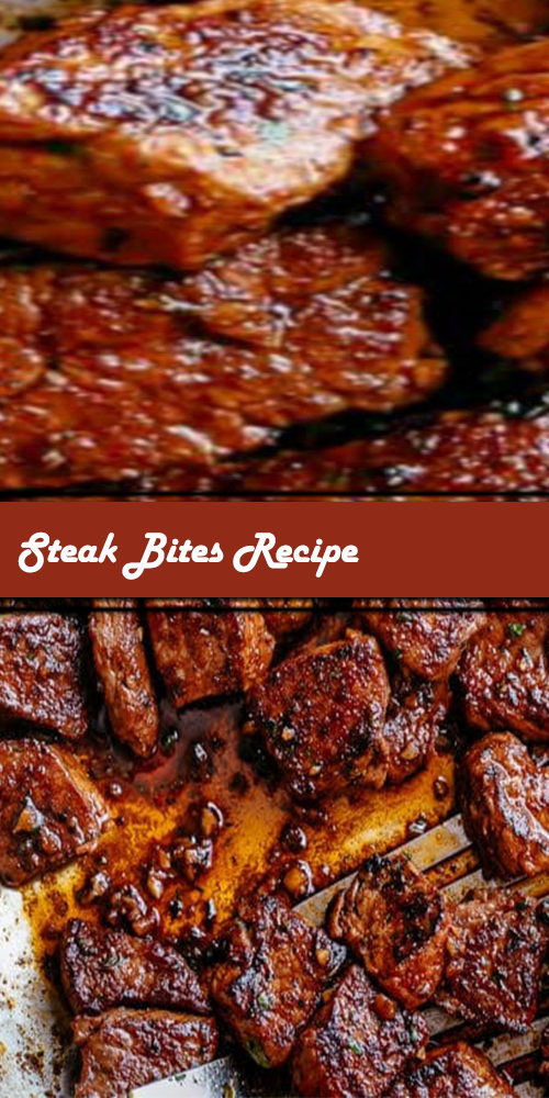 Steak Bites Recipe 1