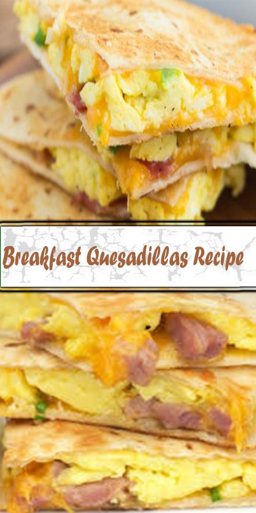 Breakfast Quesadillas Recipe 1