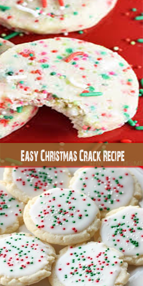 Easy Christmas Crack Recipe 1