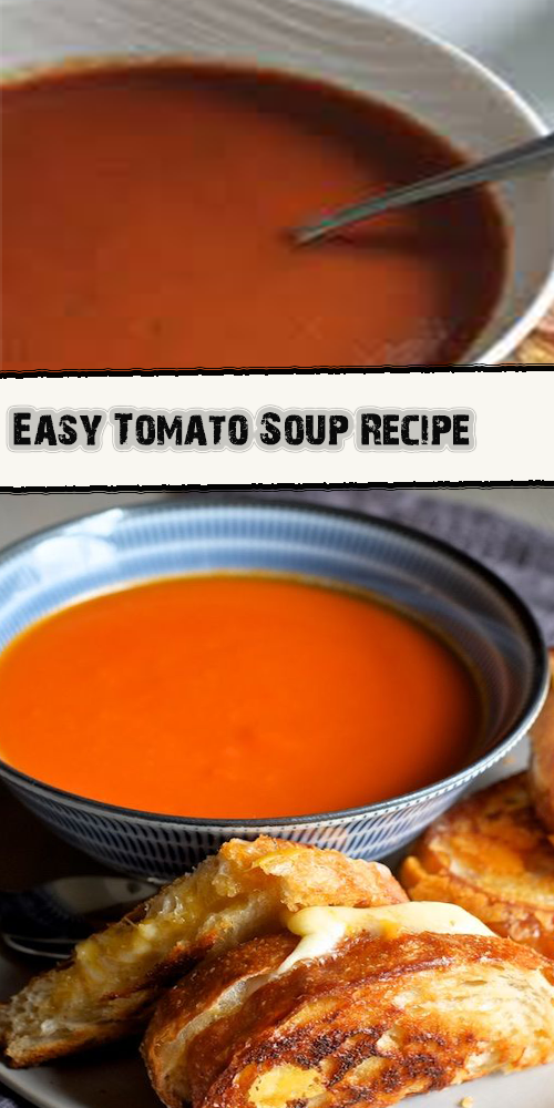Easy Tomato Soup Recipe 13