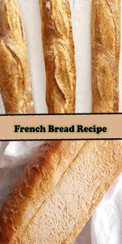 French Bread Recipe 9